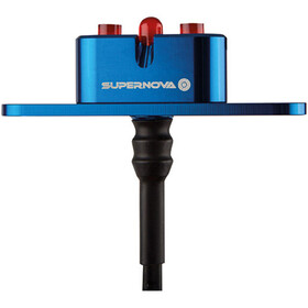 Supernova E3 Tail Light 2 porte-bagages, blue
